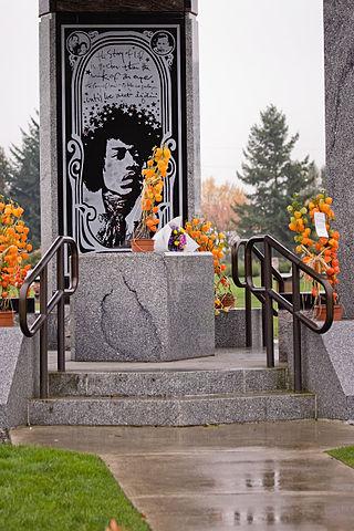Jimi Hendrix Memorial