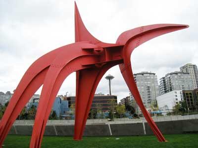 Calder's 'Eagle'
