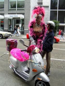Seattle Pride Parade,2007