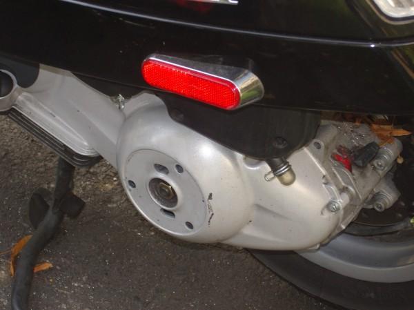 GTS transmission case