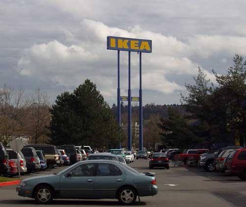 IKEA in Renton