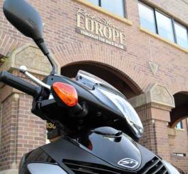 SH150i at Rick Steves Europe
