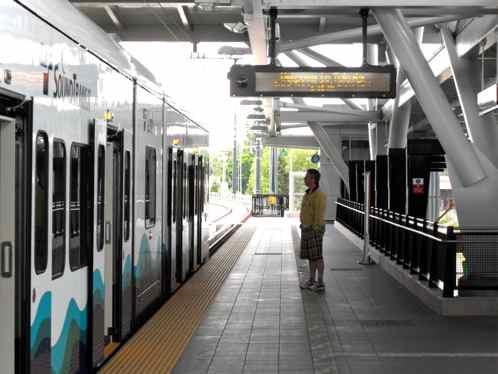 Awestruck Link passenger