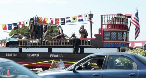 Seafair Pirates, post-invasion