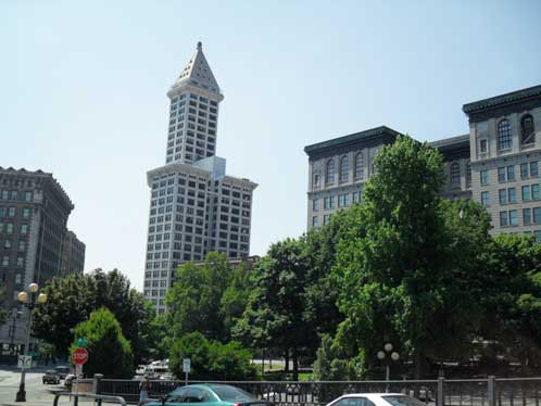 Seattle's Smith Tower