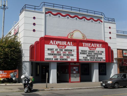 Admiral Theatre, West Seattle
