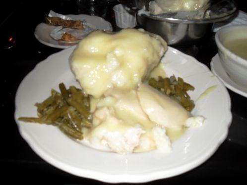 Tad's signature dish