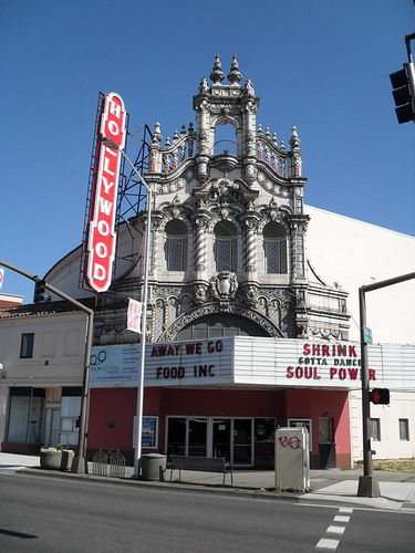 The Hollywood Theater, Portland, Ore.