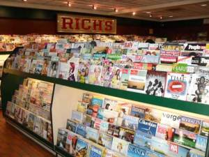 Rich's magazines