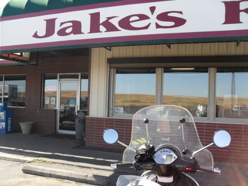 Jake's Restaurant, Ritzville, Wash.