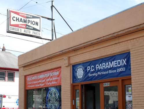 PCparamedix