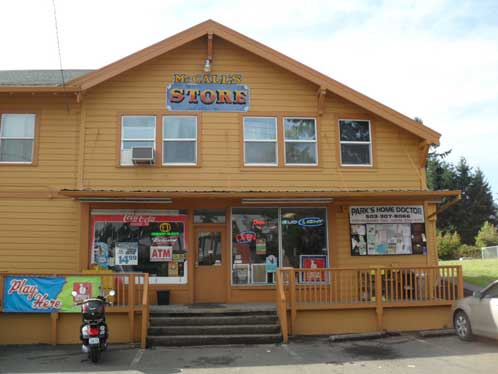 McCall's Store in Boring, Oregon