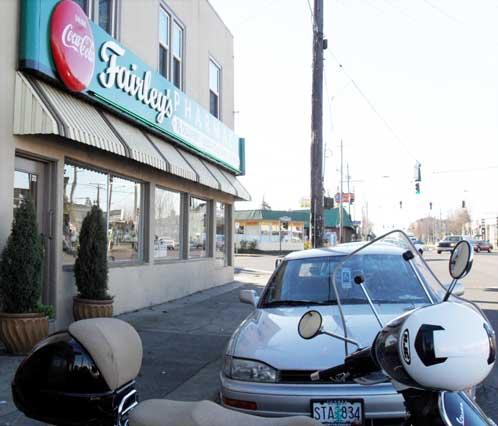 Fairley's Pharmacy on Sandy