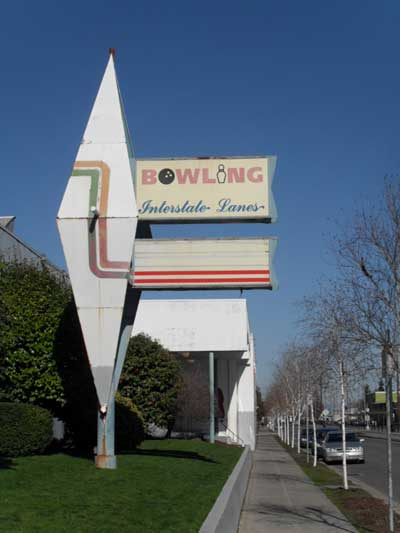 Interstate Lanes bowling alley