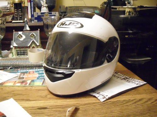 The helmet is fixed