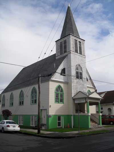A Baptist church