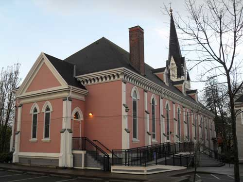 Immaculate Heart Catholic Church