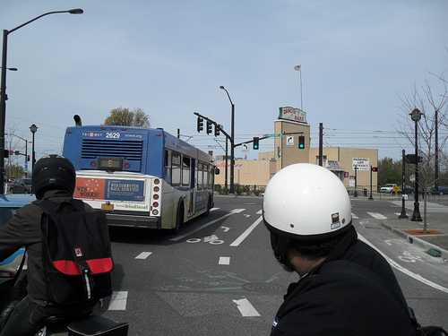 N Interstate Avenue and N Denver Avenue