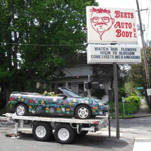 Beet's Auto Body