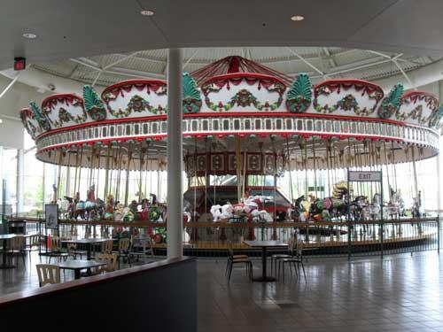 1904 carousel