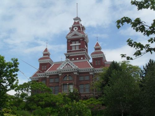 Bellingham's 1892 city hall