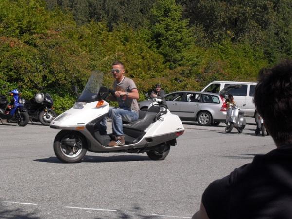 Honda Helix from Calgary