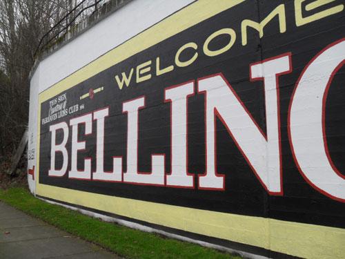 Bellingham wall