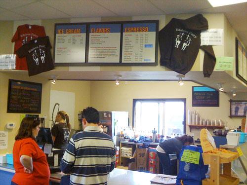 Order ice cream treats here