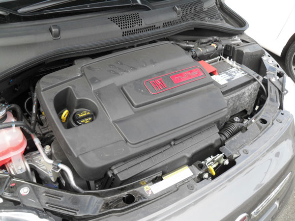 1.4-liter MultiAir engine
