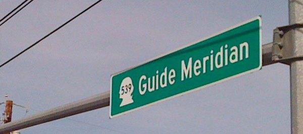 WA 539/Guide Meridian Rd