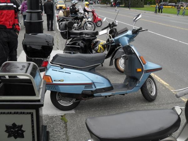 Yamaha Riva 180