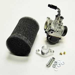 Pinasco carburetor for Stella 4-stroke