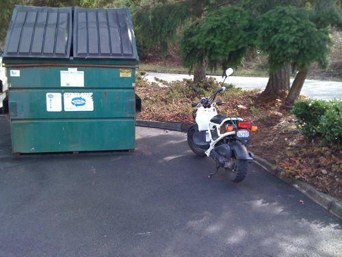 Ruckus parking