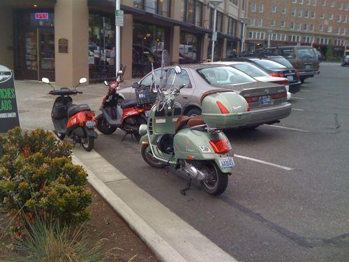 Flatiron Bldg. parking