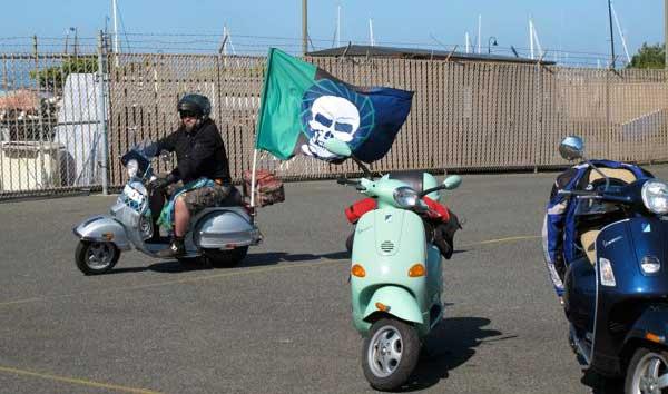Sounders flag