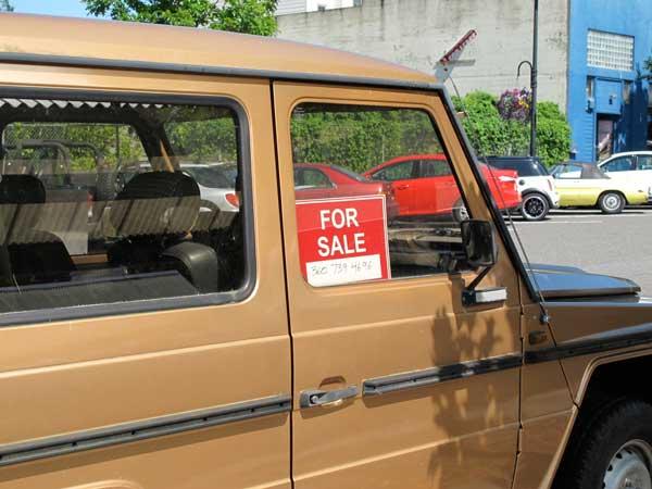 Want a G-Wagen?