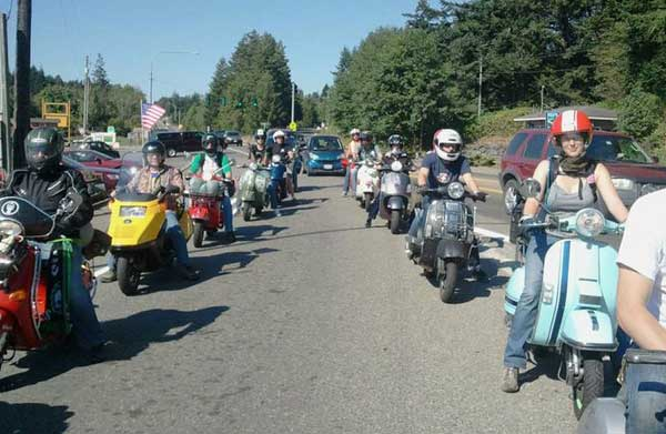 Scooter group