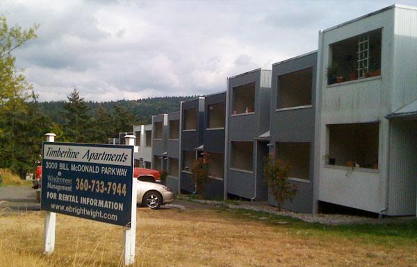 Cube apartments