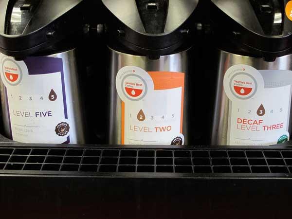 Corrosive coffee