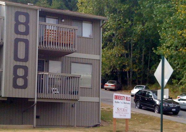 Sonrise apartment