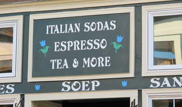 Dutch espresso