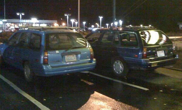 Ford Escort wagons