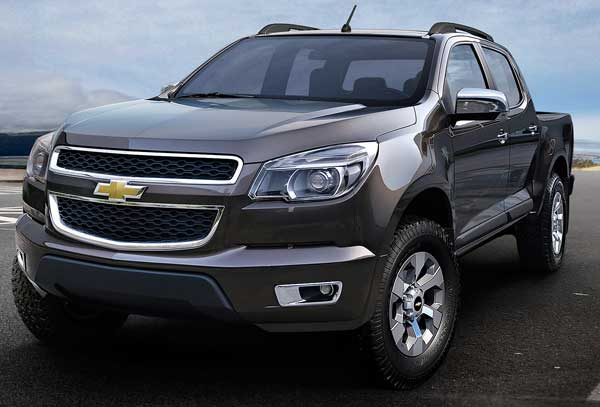 2012 Chevy Colorado
