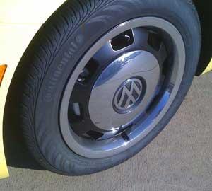 Base Beetle wheel
