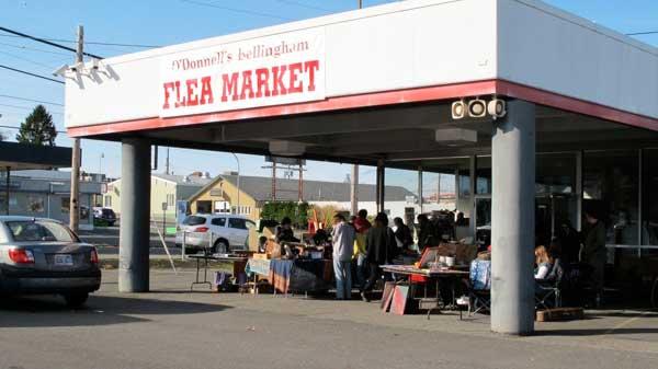 Bellingham Flea Market