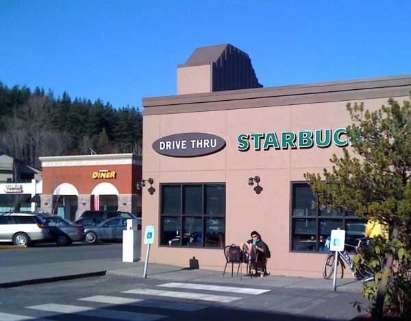 Sehome Starbucks
