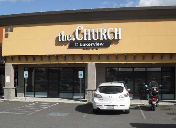 The Church @ Bakerview