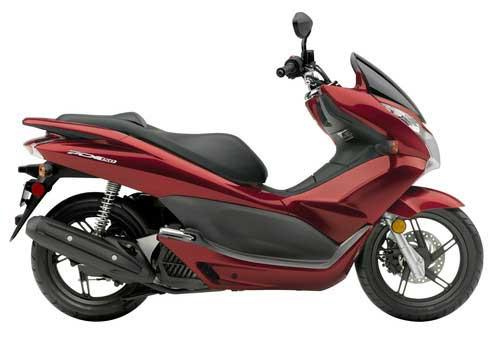Nova Honda PCX 150, 2013