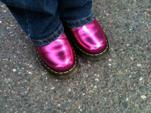 Ruby Doc Martens