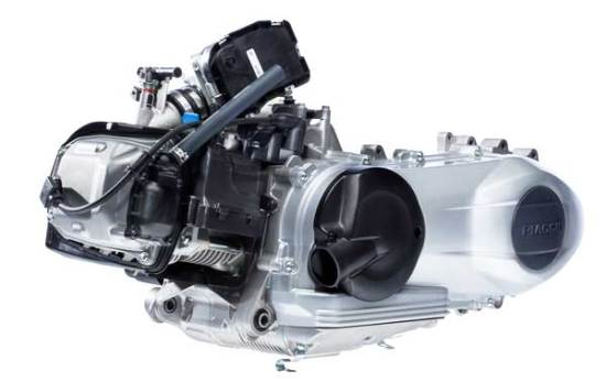 3-valve engine